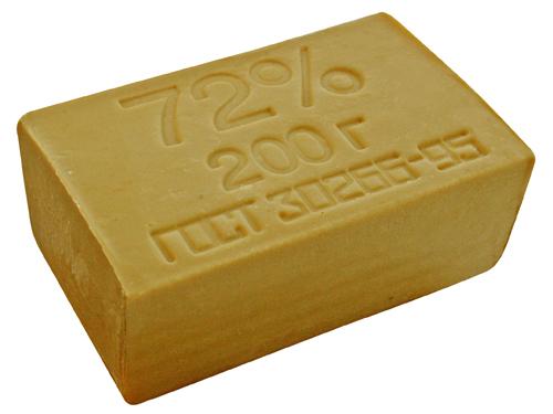 использовать хозяйственное мыло в быту