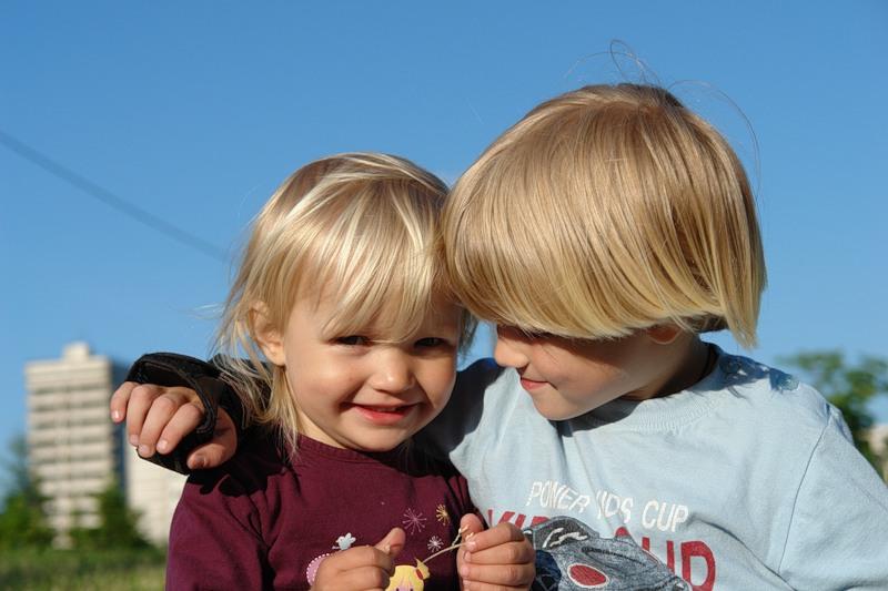 Брат и сестра интцест