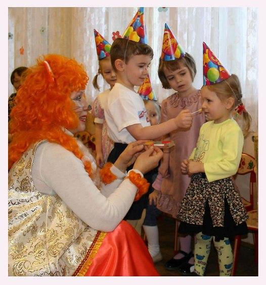 Конкурсы детям на день рождения в домашних