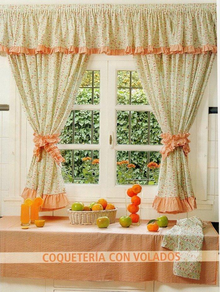 Сшить шторы на кухню своими руками мастер класс