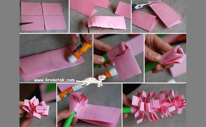 Подарки своими руками маме на день рождения из бумаги